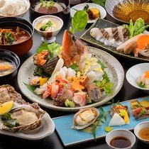 【グレードアップ料理-美味魚編イメージ-】