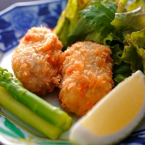 【冬季限定◆牡蠣づくし】広島産かきフライ