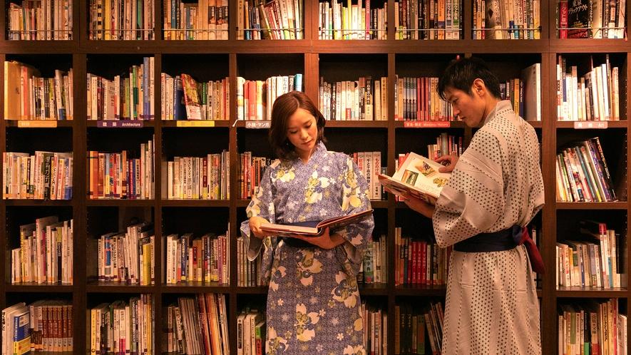【Book Cafe】