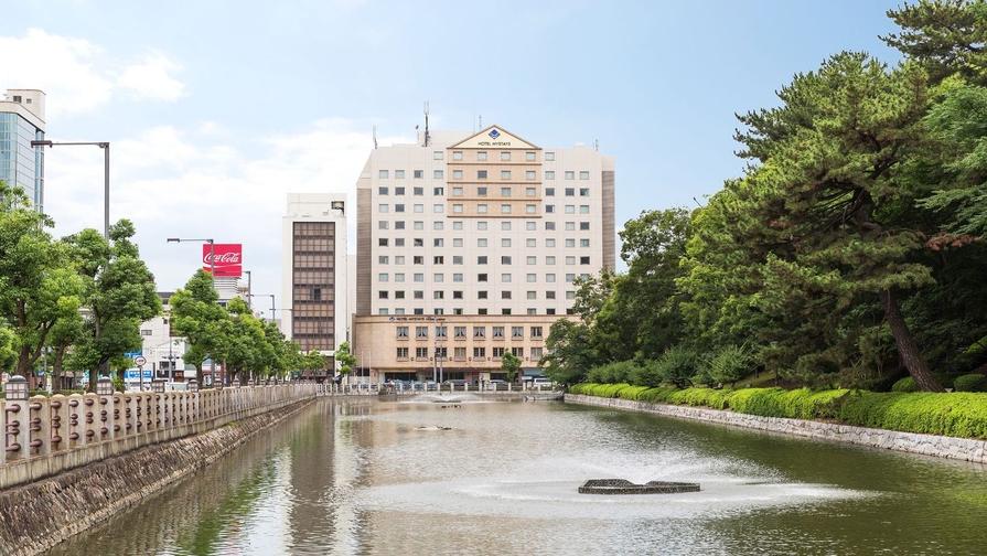 【スタンダード/素泊まり】JR松山駅から徒歩8分の好立地