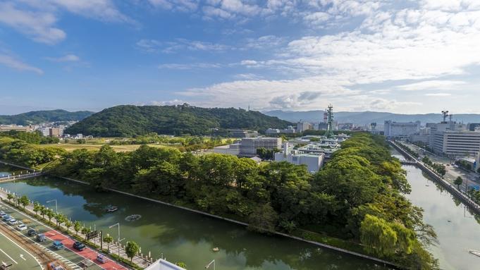 【ベストレート/素泊まり】JR松山駅から徒歩8分の好立地!