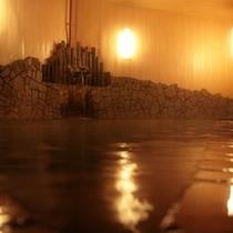 当館の温泉は源泉かけ流し100%です。