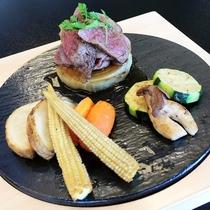 雅膳-選べるステーキ