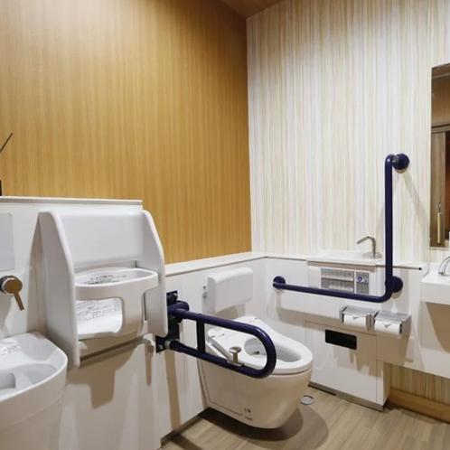 オストメイト対応トイレ