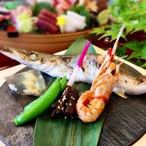雅膳-選べる焼き魚