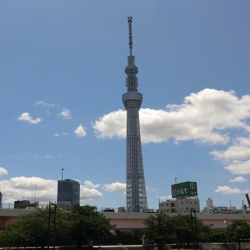 東京スカイツリー(R)