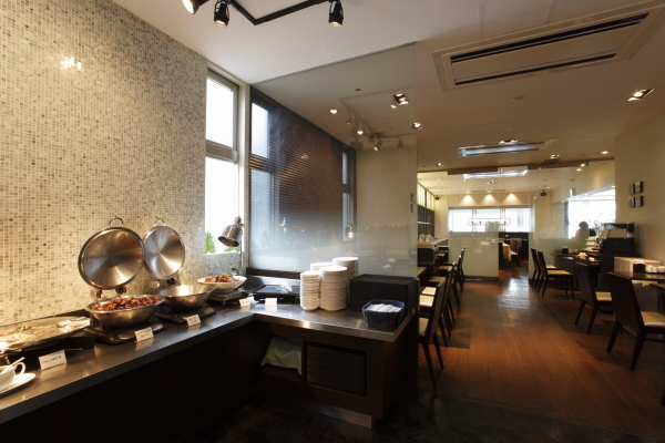1Fレストラン「櫻花-Sakura-」