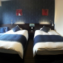 【ツインルーム】 (2名部屋)