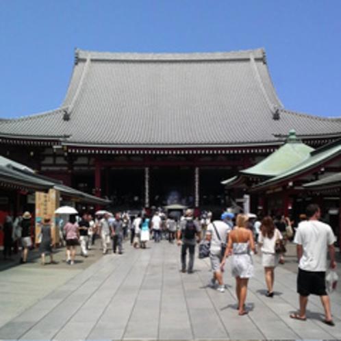 浅草寺(本堂)20100818