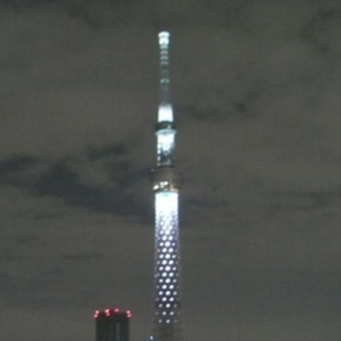 東京スカイツリー(R)ライトアップ