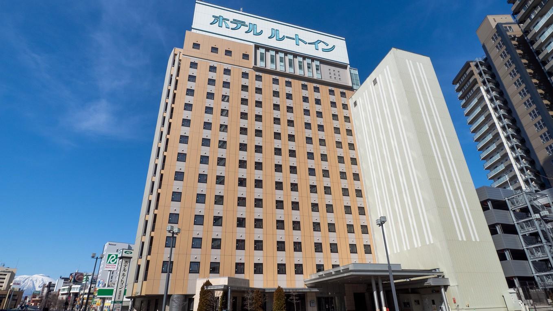 〜ホテルルートイン盛岡駅前〜 外観写真