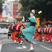 盛岡さんさ踊り【毎年8月1日〜4日】