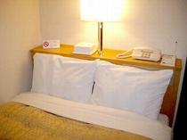 選べる2種類の枕