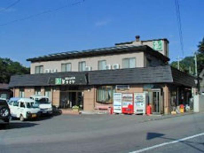 嬬恋高原旅館 とちぎや 外観