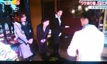 ★ホテル大洗舞凛館での取材