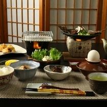 ☆料理_朝食全体