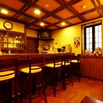 館内_喫茶スペース:おいしいコーヒーはいかがですか?