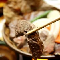 夕食一例_飛騨牛ステーキ