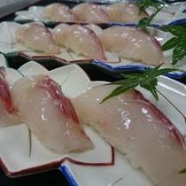 ちょうざめ寿司キャビアなし