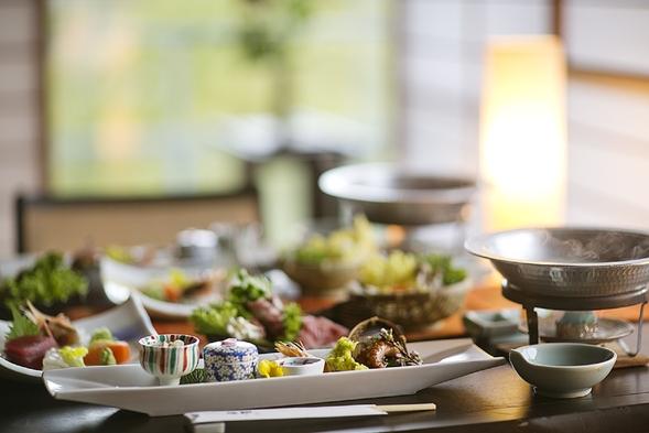 【秋冬旅セール】【基本会席】料理長が魅せる「季節の美味」