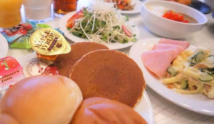 【秋冬旅セール】■和洋バイキング朝食付プラン