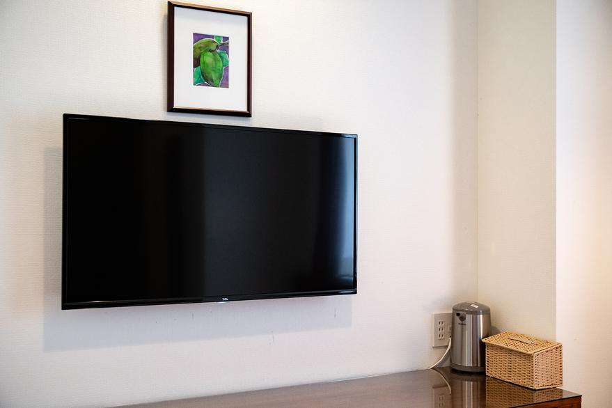 客室テレビ(一例)