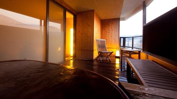 【禁煙】露天風呂付・和室 みくま川沿い絶好のロケーション