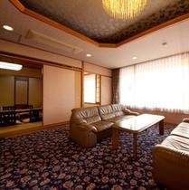 【絶景!】レトロスペシャルルーム 特別和洋室(禁煙)