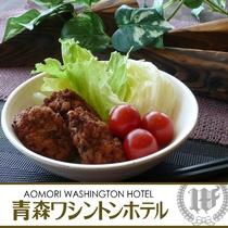 期間限定 朝食イベント:郷土料理 イカメンチ