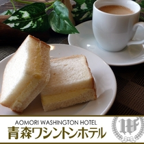 期間限定 朝食イベント:青森ローカルフード「シュガー&マーガリンのパン」