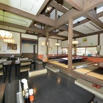 お食事処『源平茶屋』☆地元の食材を使ったお料理をご用意しております。