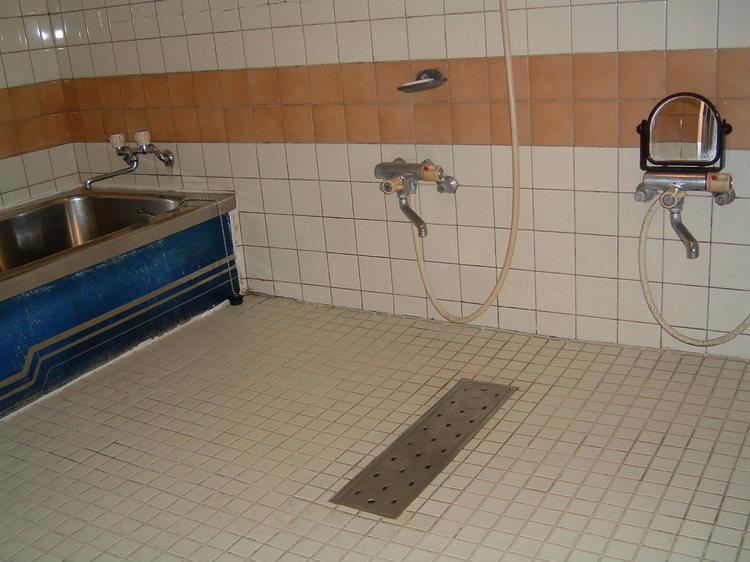 和室4,5畳共同風呂
