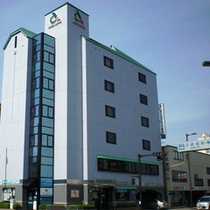 【外観】駅前のホテルで、ビジネス&ご旅行に最適♪