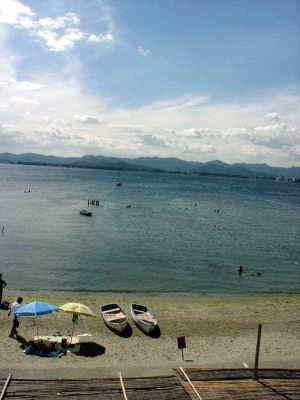 浜名湖の夏