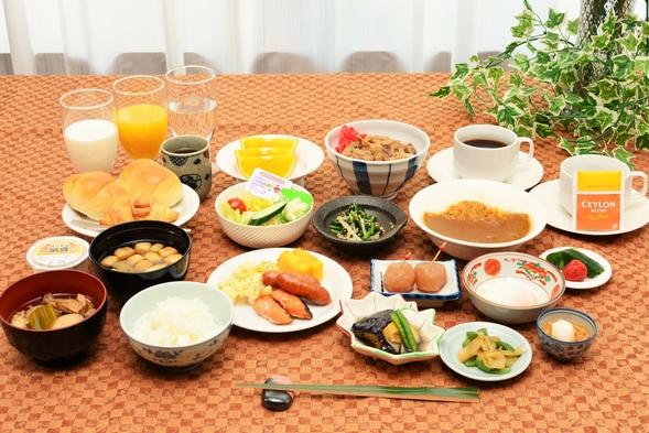 【朝食付】ファミリー3名プラン【めぐみの湯有】ツイン1室と近くのシングル1室をセットで☆家族旅行に!