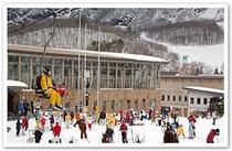 蔵王温泉スキー場ゲレンデ