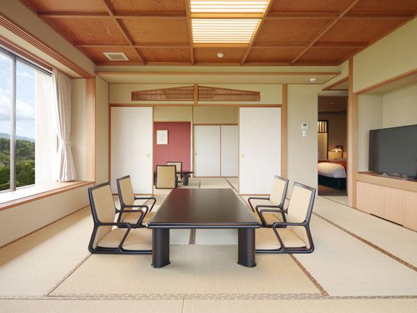 最上級客室、ロイヤルスイートルーム一例