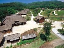 懐かしい農村風景と山里の暮らしを体験「遠野ふるさと村」(遠野)