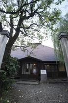盛岡駅からバスで5分  明治38年からほぼ当時のまま現存「啄木新婚の家」(盛岡)