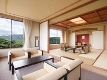 当ホテル最上級客室、ロイヤルスイートルーム