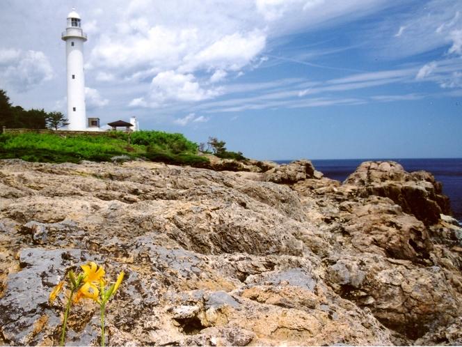 本州最東端「とどがさき灯台」(宮古)