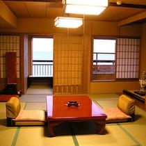 準特別室 『忘れな草』 一例