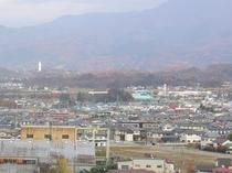 ホテル 会津村方面