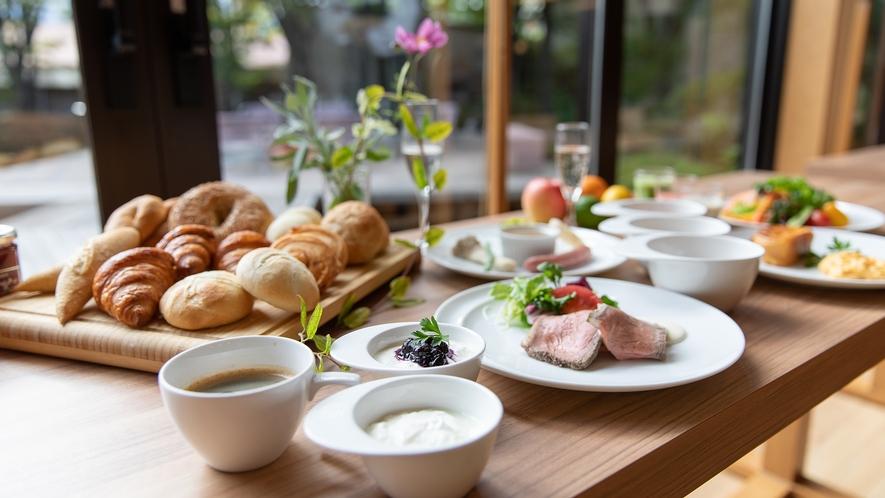 Breakfast|「美と健康を追求したカラダにいい食事」を