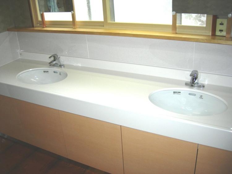 共同利用の洗面所