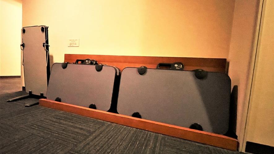 ズボンプレッサー(2階~14階)※各エレベーター付近にございます※
