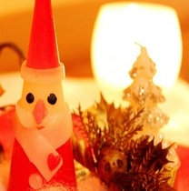 クリスマス(※イメージ)