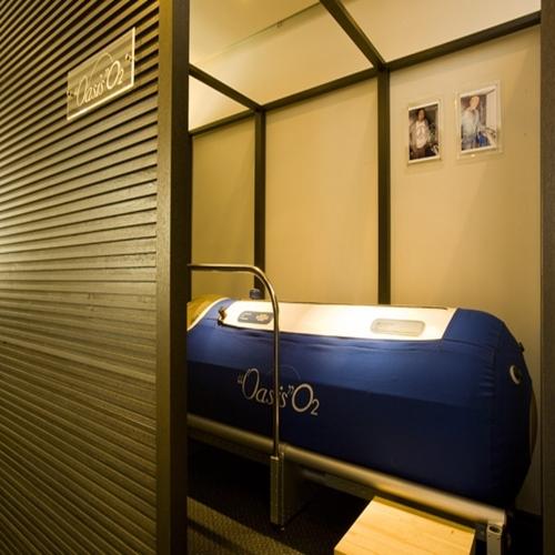 R3O2 酸素カプセル ホテルヒラリーズ店