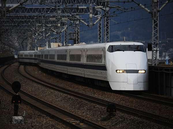 新大阪へは・・・