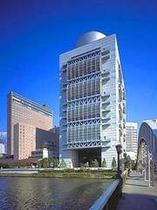 グランキューブ大阪(国際会議場)へは・・・